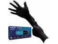 Нитрилни ръкавици черни 100бр- ansell microflex® 93-852