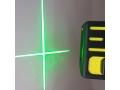 Лазерен нивелир със зелен лъч и кръстосани линии